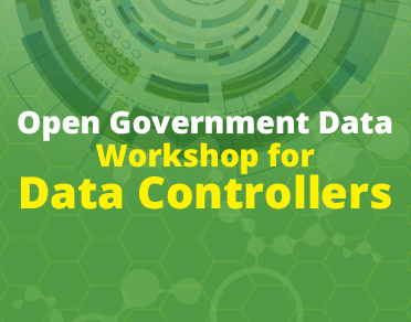 Banner of Open Government Data-Workshop for Data Controllers