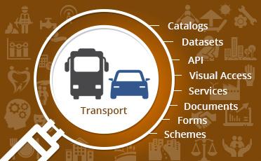 Datasets in Transport