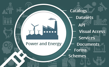 Datasets in Power and Energy