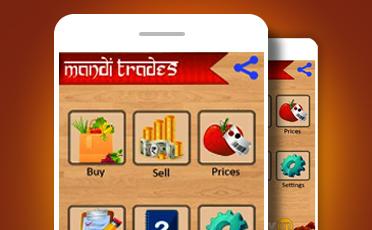 Mandi Trades App