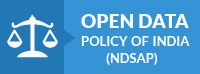 Open Data Policy of India Banner