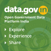 Banner of Open Government Data Platform India