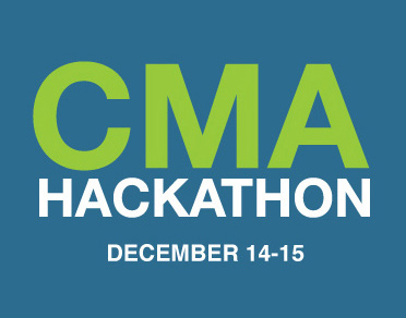 Banner of CMA Hackathon