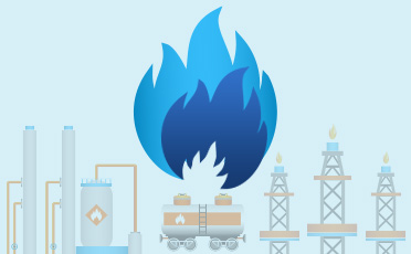 Production of Natural Gas
