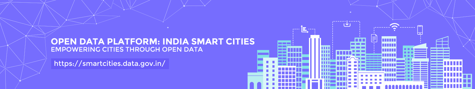 Banner of Smart Cities Data Portal
